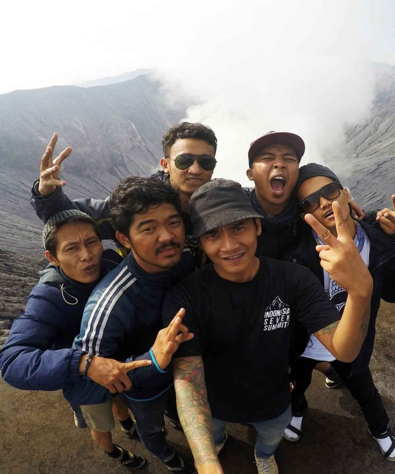 Open Trip Gunung Bromo Midnight