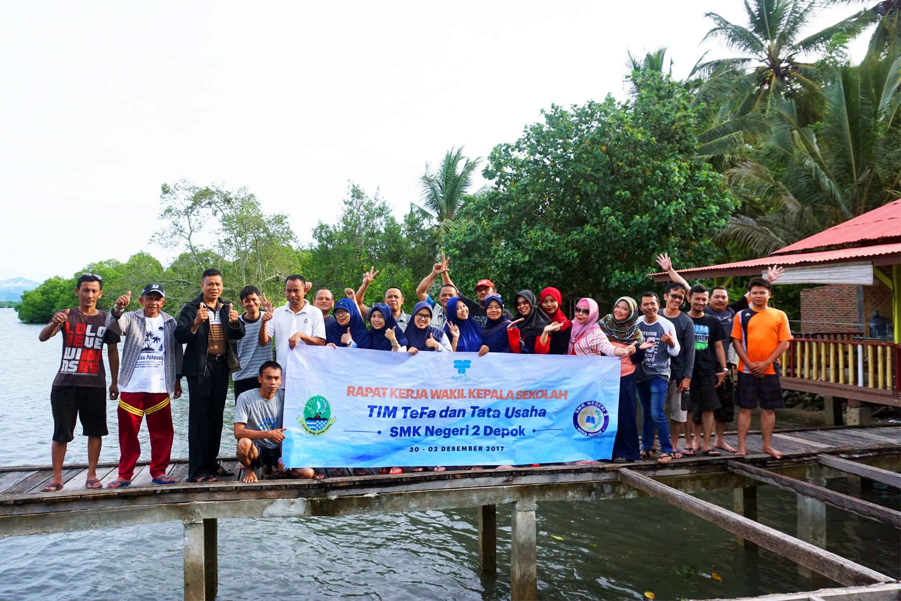 Paket Wisata Pulau Pahawang Funtrips Tour Open Trip Every Weekend 2017