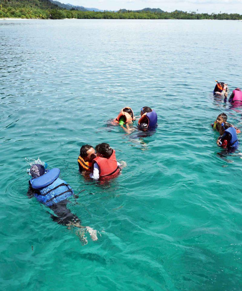 Paket Wisata Teluk Kiluan