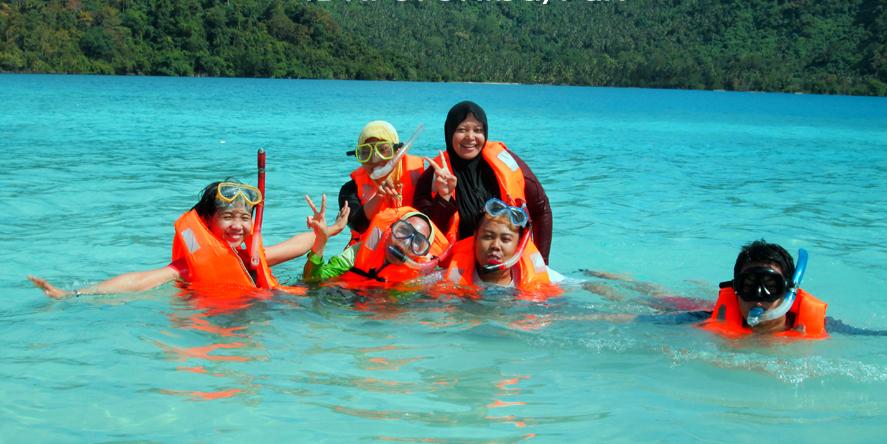Open Trip Teluk Kiluan