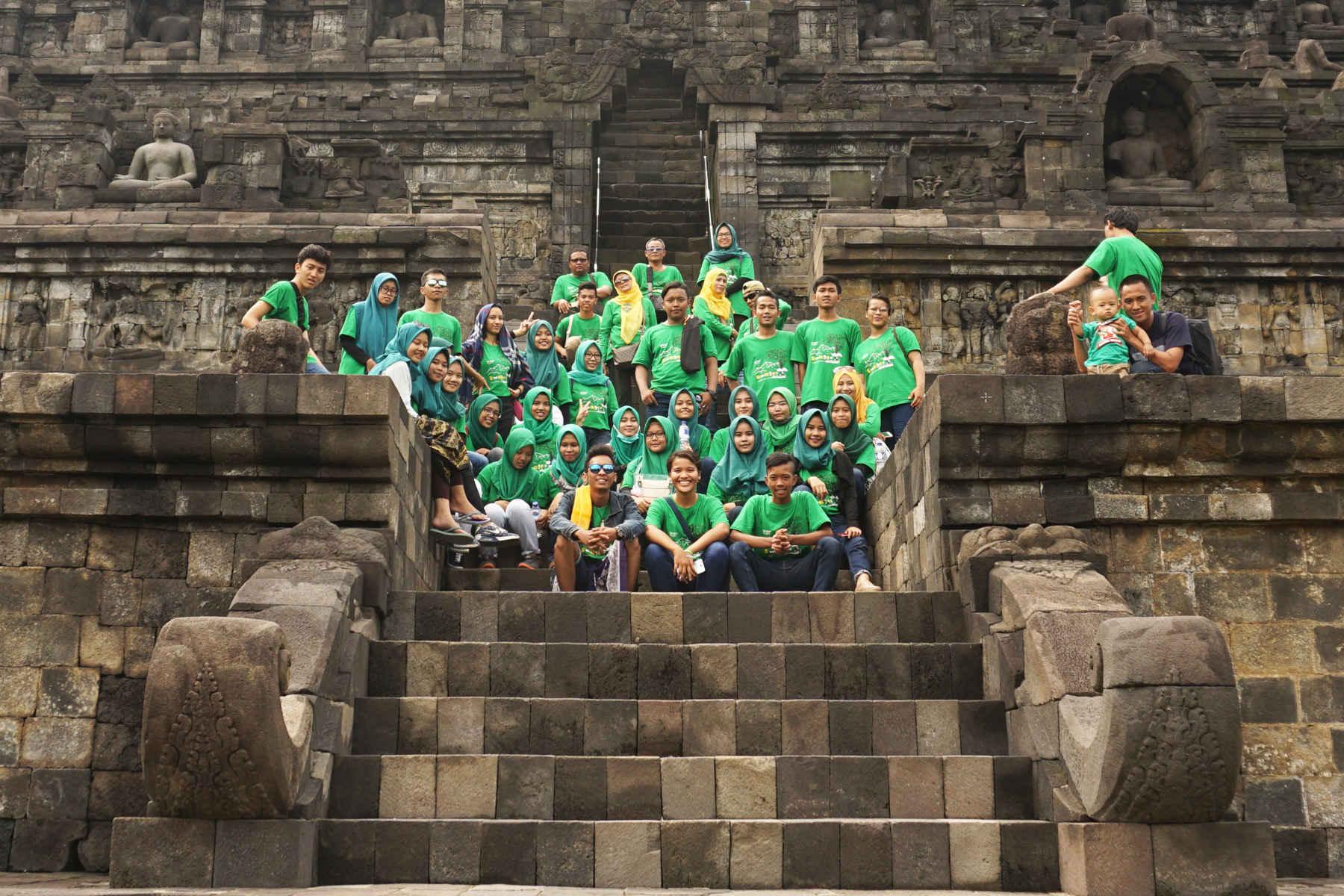 Paket Study Tour Jakarta Bali Jogja