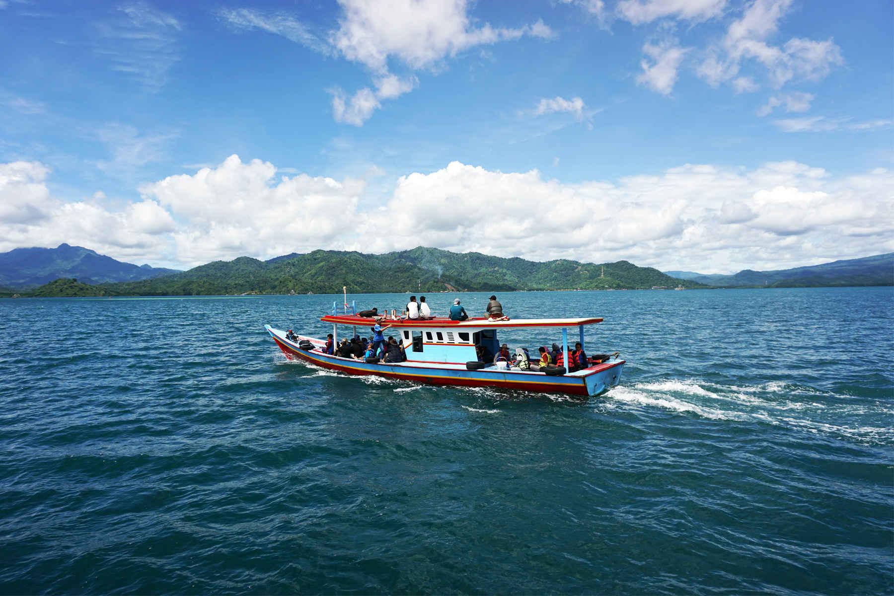 Private Trip Pulau Pahawang Dari Jakarta