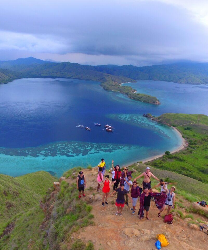 Open Trip Pulau Komodo 3hari 2malam
