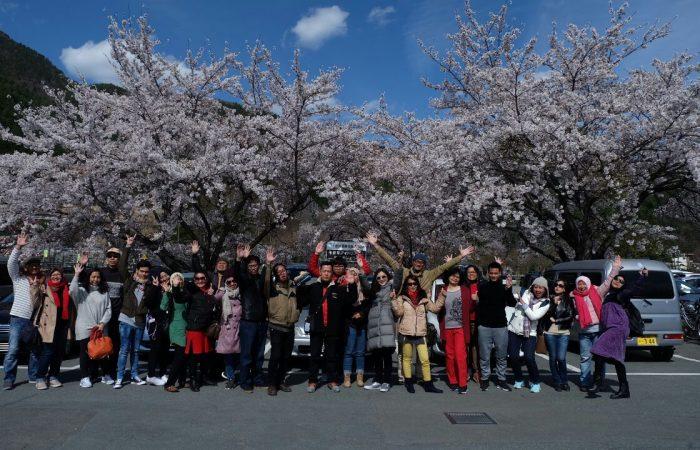 Open Trip Jepang Murah 5 hari 4 malam