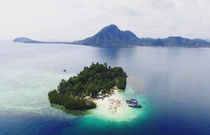 open trip pulau pahawang murah lampung