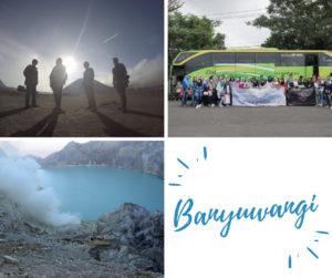 Open Trip Kawah Ijen, Baluran, Geen Bay, Jogja Via Kereta Api