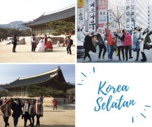 Open Trip Korea Selatan Murah