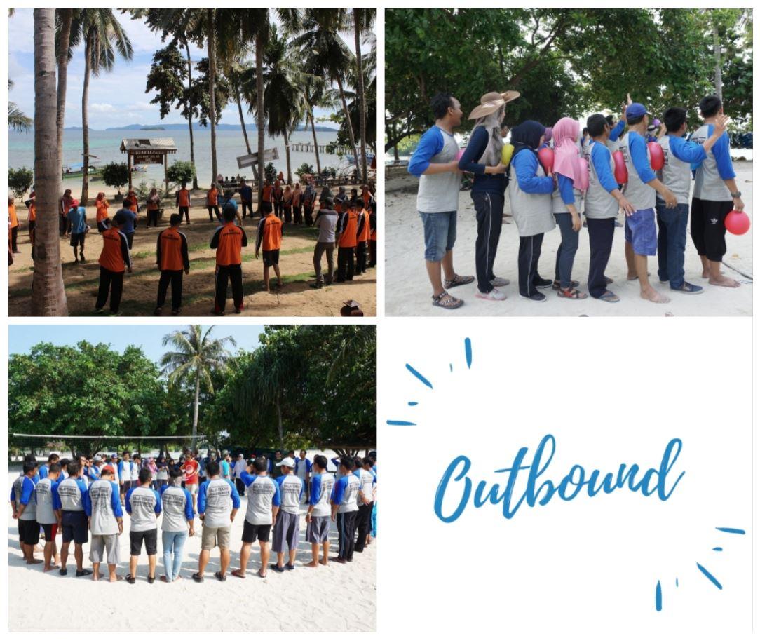 Paket Outbound Di Pulau Harapan