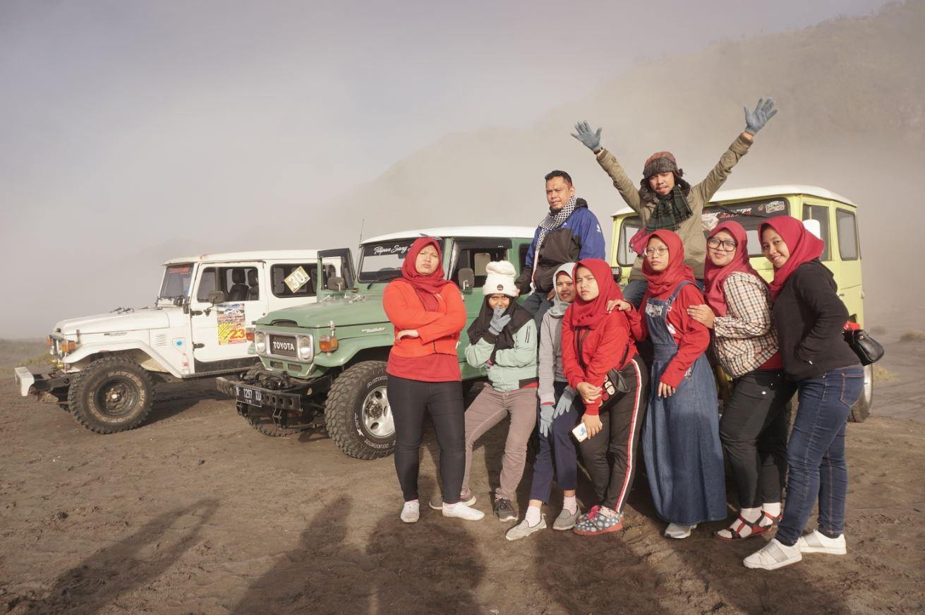 open trip bromo malang murah
