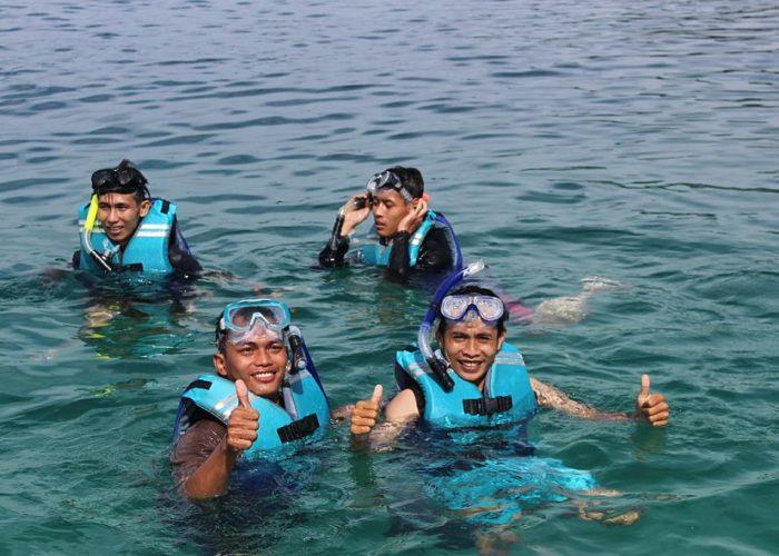 Berlibur Menggunakan Paket Tour Pulau Pari