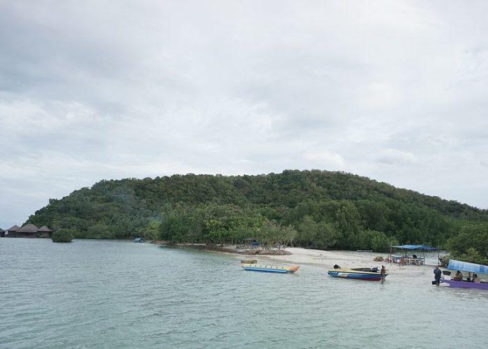 Indahnya Wisata Pulau Pahawang Lampung