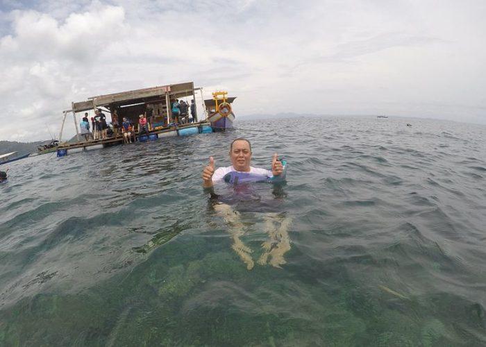 Lokasi Dan Transportasi Untuk Paket Wisata Pulau Tidung
