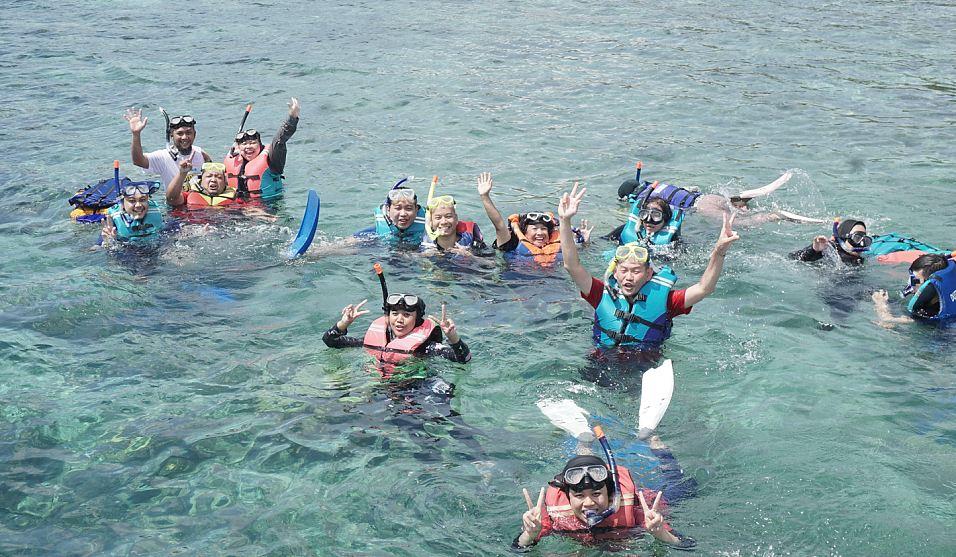 Paket Pulau Harapan Murah