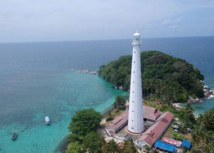 Backpacker ke Belitung dengan Aman Ini Caranya.