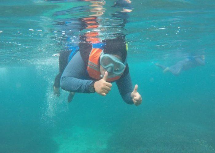 Backpacker ke Pulau Pahawang yang Murah