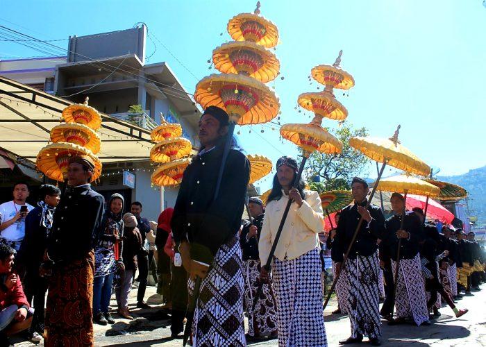 Rangkaian Acara Menarik Selama Dieng Cultur Festival