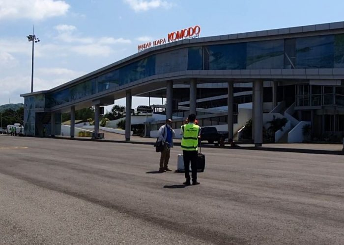 Tujuan Pembangunan Bandara Komodo di Labuan Bajo